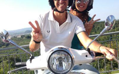 Noleggia la tua Vespa, viaggia ed esplora!
