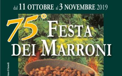 75′ festa dei Marroni IGP